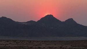Kunene Sunset